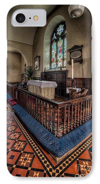 Welsh Chapel Phone Case by Adrian Evans