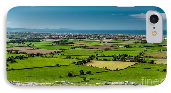 Welsh Landscape IPhone Case by Adrian Evans