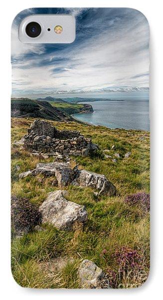 Welsh Peninsula Phone Case by Adrian Evans