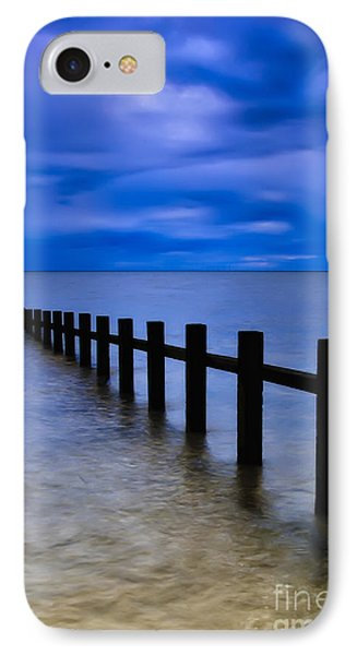 Welsh Seascape IPhone Case