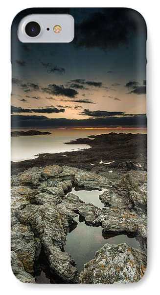 Welsh Seascape Phone Case by Andy Astbury
