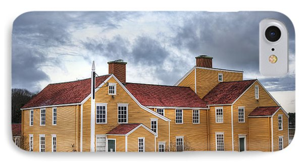 Wentworth Coolidge Mansion Phone Case by Eric Gendron