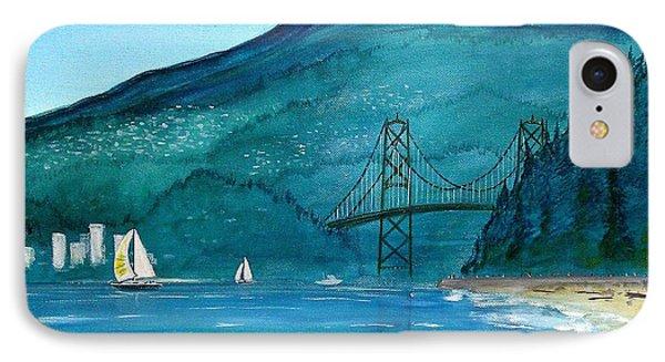 West Coast Dream Phone Case by John Lyes