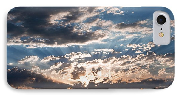 West Elk Mountains Morning IPhone Case by Eric Rundle