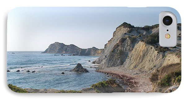 West Erikousa 1 IPhone Case by George Katechis