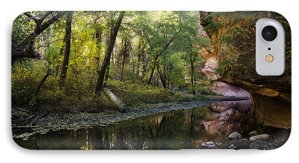 West Fork Reflections  IPhone Case