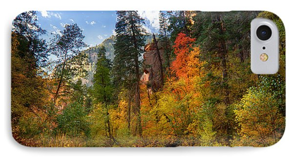 West Fork Wonders  IPhone Case by Saija  Lehtonen