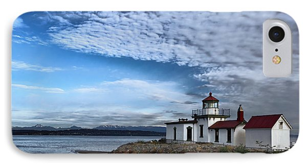 West Point Lighthouse IPhone Case