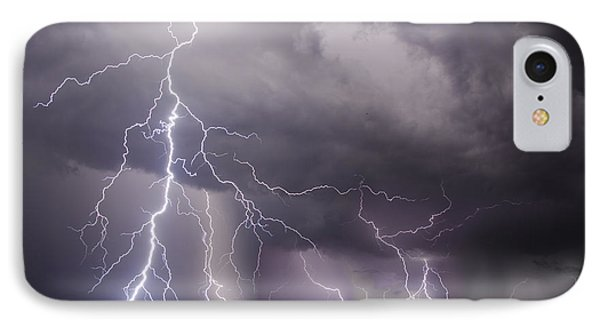 West Texas Light Show IPhone Case