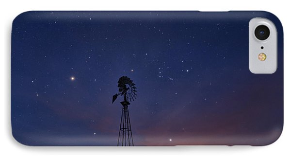 West Texas Sky IPhone Case