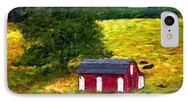 West Virginia Painted Phone Case by Steve Harrington