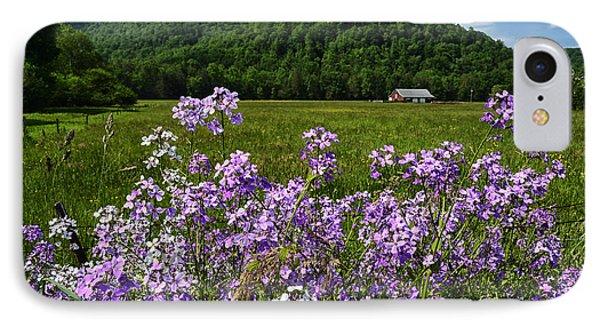 West Virginia Serenity  Phone Case by Thomas R Fletcher