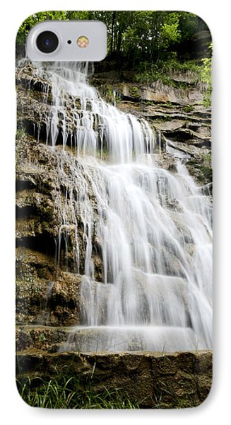 West Virginia Waterfall IPhone Case by Robert Camp