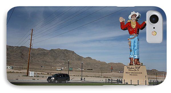 West Wendover Nevada Phone Case by Frank Romeo