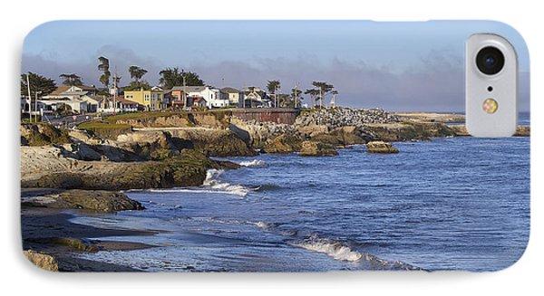 Westcliff Drive - Santa Cruz - California IPhone Case
