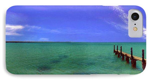 IPhone Case featuring the photograph Western Australia Busselton Jetty by David Zanzinger