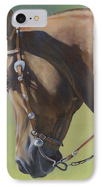 Western Elegance IPhone Case by Alecia Underhill