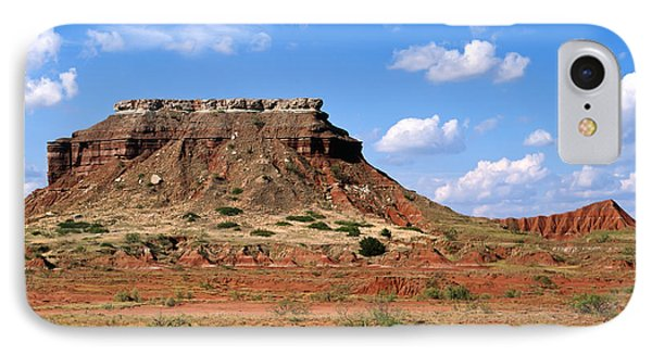 Lone Peak Mountain IPhone Case