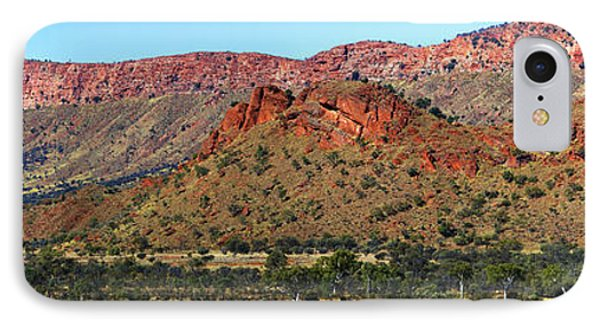 Western Macdonnell Ranges IPhone Case by Paul Svensen