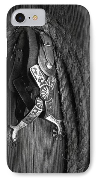 Western Spurs IPhone Case