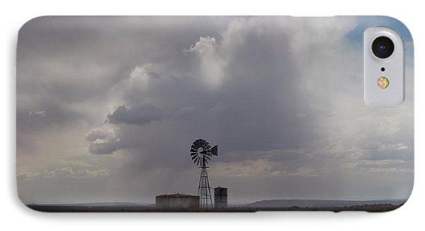 Western Windmill IPhone Case