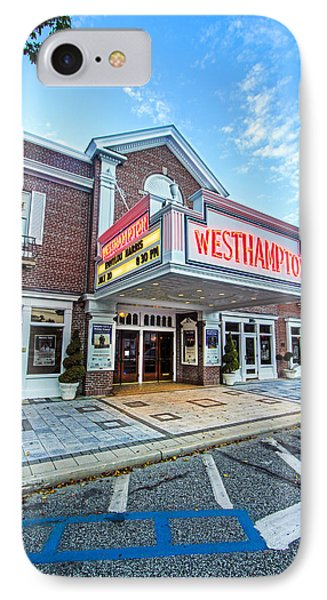 Westhampton Beach Performing Arts Center IPhone Case