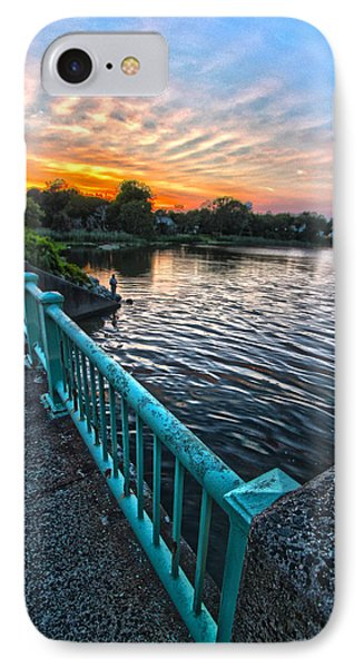 Westhampton-quogue Bridge IPhone Case