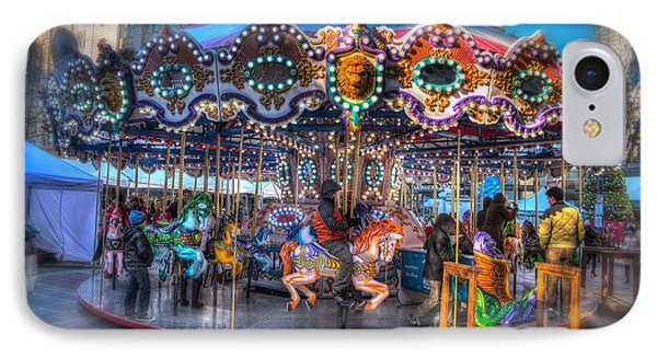 Westlake Carousel IPhone Case