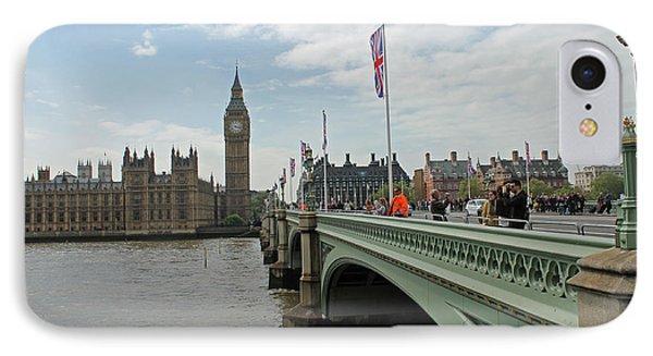 Westminster Bridge IPhone Case