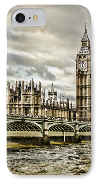 Westminster Phone Case by Heather Applegate