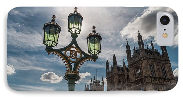 IPhone Case featuring the photograph Westminster by Matt Malloy