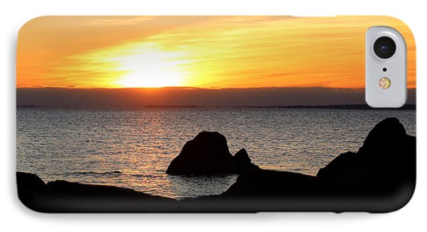 Westport Massachusetts Sunrise IPhone Case
