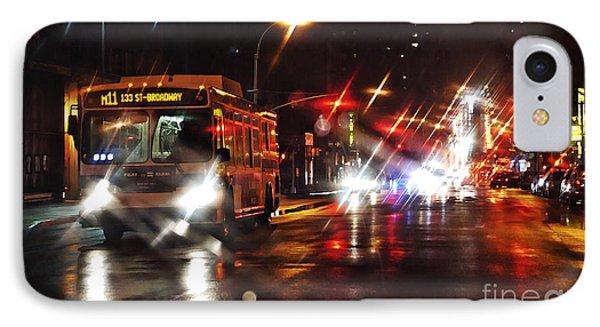 Wet City 4 Phone Case by Sarah Loft