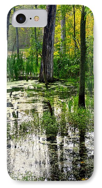 Wetlands Phone Case by Frozen in Time Fine Art Photography