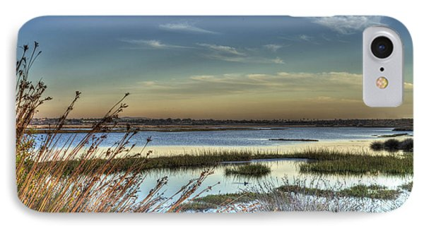 Wetlands Sunset IPhone Case by Richard Stephen