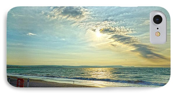 Weymouth Beach IPhone Case by Andrew Middleton