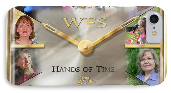Wfs Hands Of Time Phone Case by Doug Kreuger