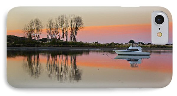Whakatane At Sunset IPhone Case by Venetia Featherstone-Witty