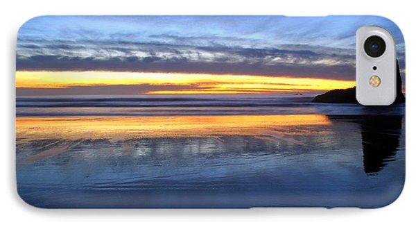 Whale Fin Rock IPhone Case by Suzy Piatt