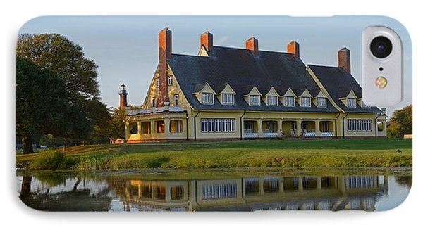 Whalehead Club IPhone Case