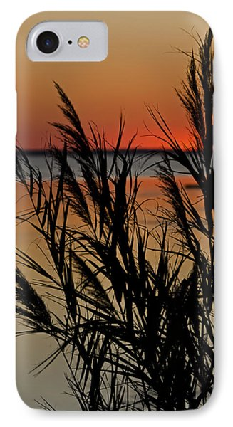 IPhone Case featuring the photograph Whalehead Sunset Obx II by Greg Reed