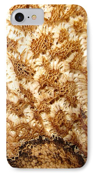 IPhone Case featuring the photograph What A Fungus by Mary Bedy