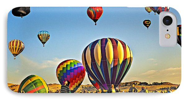 IPhone Case featuring the photograph What A Sight by Nancy Marie Ricketts
