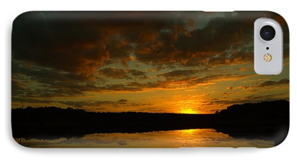 What A Sunset IPhone Case