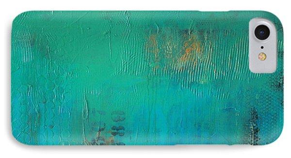 Blue Lagoon Phone Case by Lauren Petit