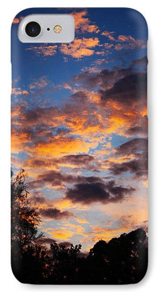 IPhone Case featuring the photograph What Is Gold Can Not Stay by Richard Stephen