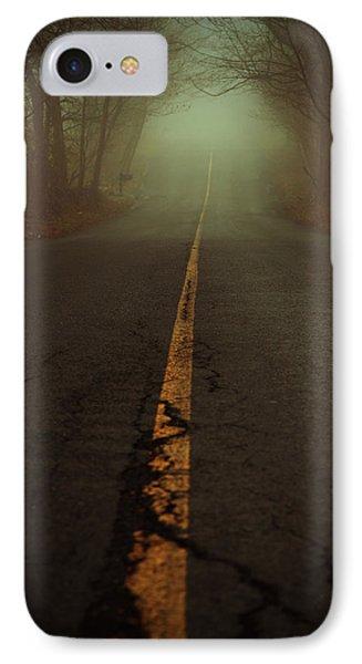 What Lies Ahead Phone Case by Karol Livote