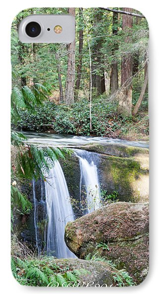 Whatcom Falls  IPhone Case