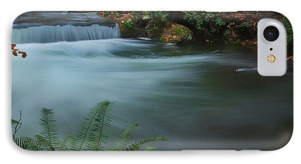 IPhone Case featuring the photograph Whatcom Falls Park by Jacqui Boonstra