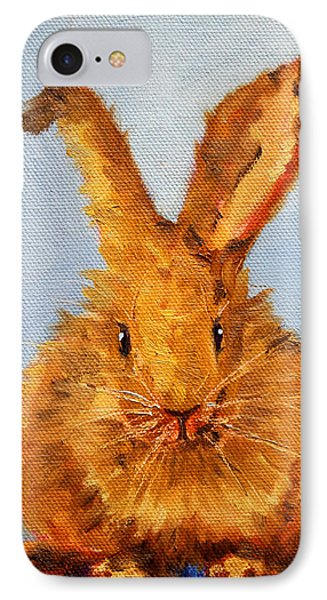 What's Up? IPhone Case by Nancy Merkle